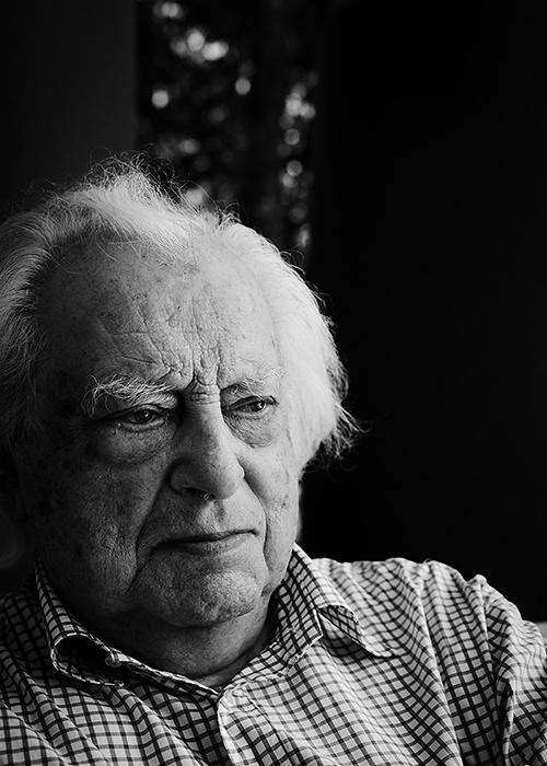 Jean Douchet, film critic