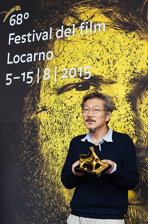 Sang-soo Hong, director