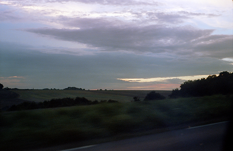 Picardy landscape