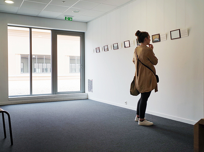 Impressions from the exhibition