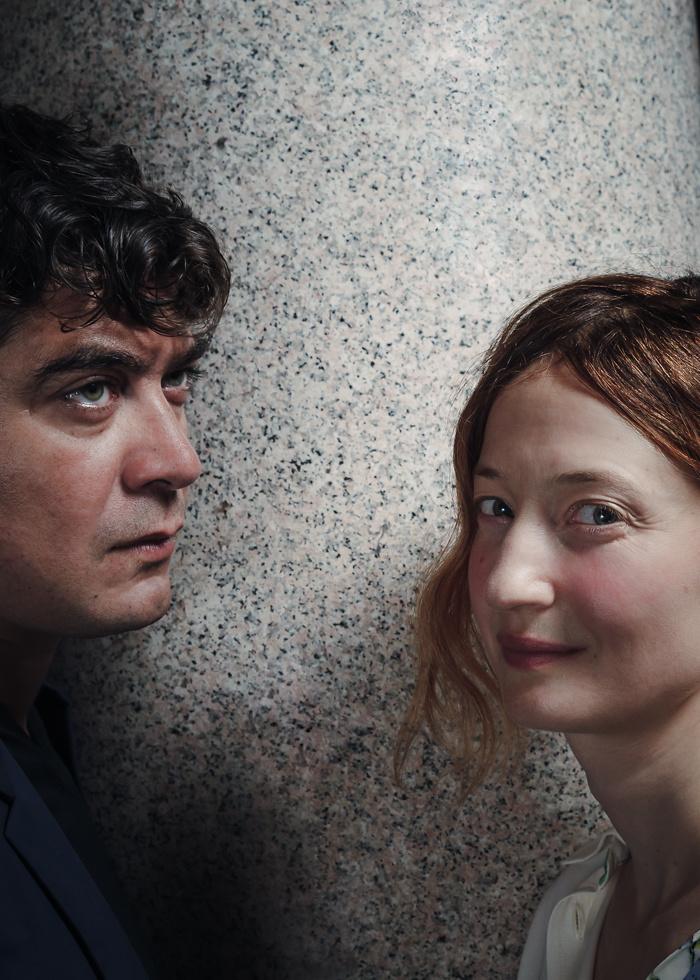 Riccardo Scamarcio & Alba Rohrwacher, actors