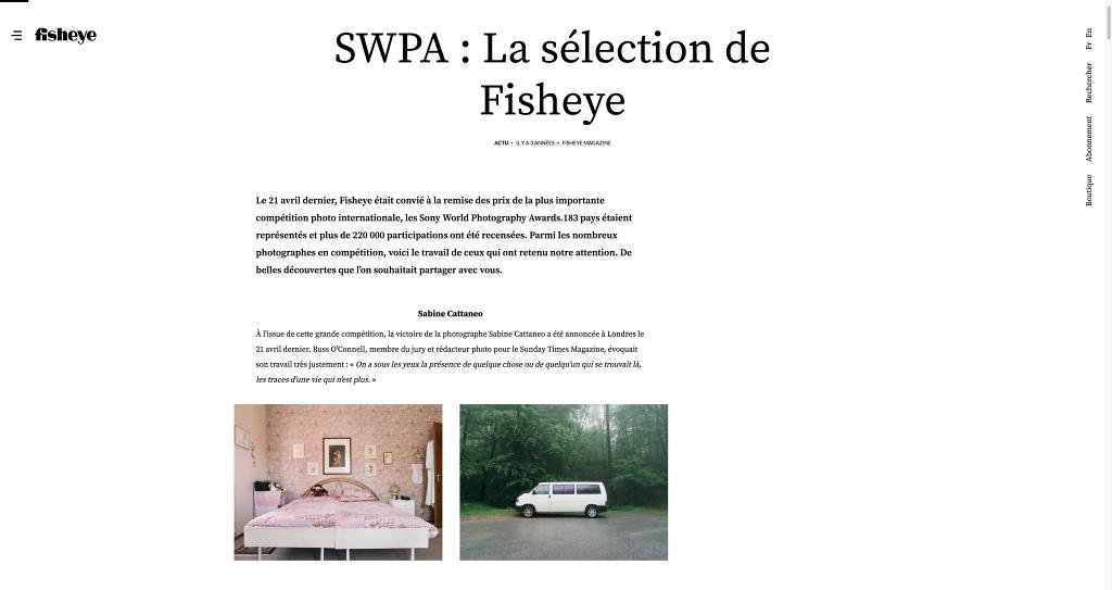 Fisheye | 2017