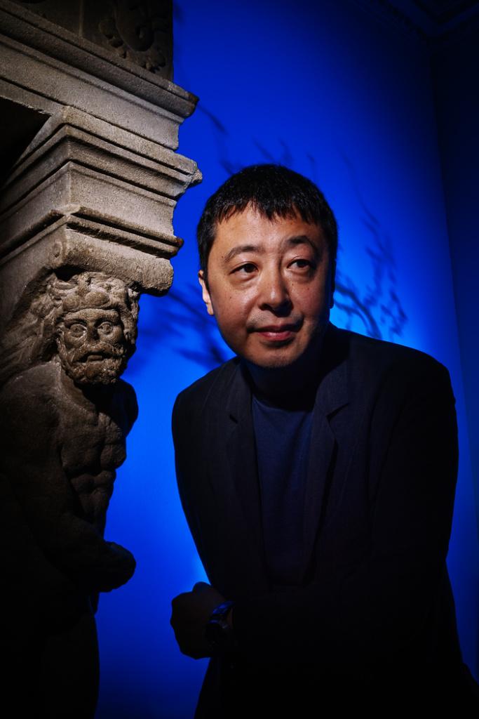 Zhangke Jia, director