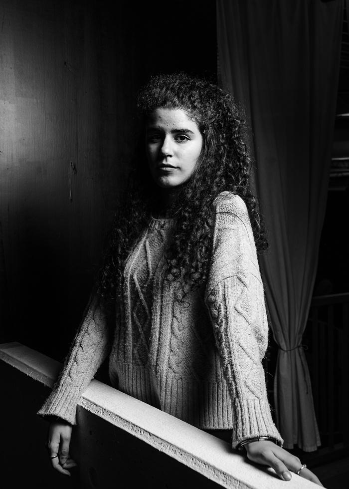 Laila Migdadi, actress