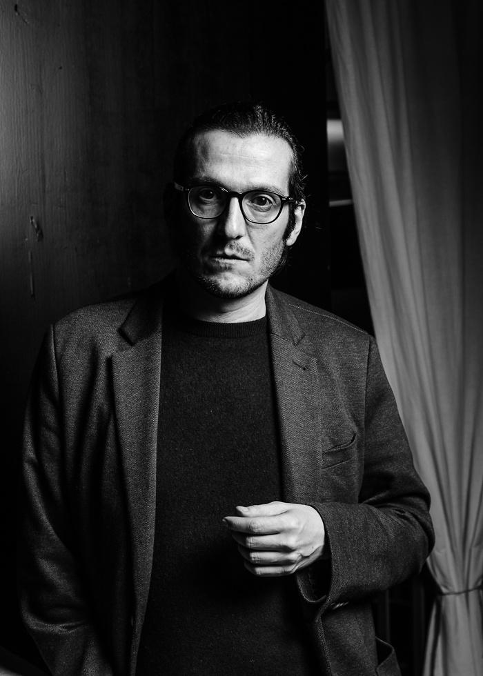 Fabio Pellegrinelli, director